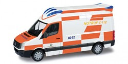 VW Crafter RTW KWB Goslar
