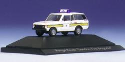 Range Rover London Fire Brigade