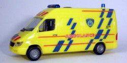 Mercedes Benz Sprinter Ambulance Boxmeer