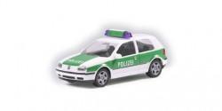 VW Golf IV Polizei