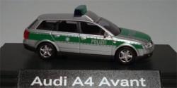 Audi A4 Avant Polizei Bayern