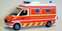 Mercedes Benz Sprinter ELW Feuerwehr Mainz