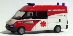 Mercedes Benz Sprinter Baby-Notarztwagen Stuttgart