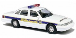 Ford Crown Victoria - Nr. 47 - Connecticut State Police