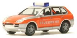 Porsche Cayenne Werksfeuerwehr Leipzig