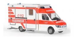 Mercedes Benz Sprinter RTW Feuerwehr Iserlohn