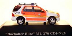 Mercedes Benz ML 270 CDI NEF Feuerwehr Bocholt
