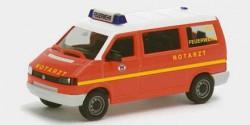 VW T4 Feuerwehr Hamburg NEF