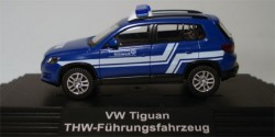 VW Tiguan ELW THW