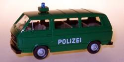 VW Bus Polizei