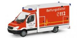 Mercedes Benz Sprinter RTW Rettungsdienst HSK Eslohe