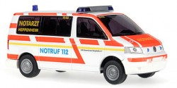 VW T5 NEF DRK Heppenheim