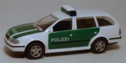 Skoda Octavia Polizei