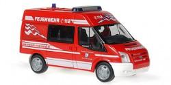 Ford Transit ELW Feuerwehr Bad Friedrichshall