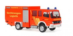 Mercedes Benz Atego GW-L Feuerwehr Messe Hannover