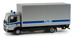 Mercedes Benz Atego Koffer-LKW Polizei