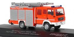 MAN TGL HLF 20/16 Feuerwehr Münster