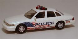 Ford Crown Melbourne Village Police