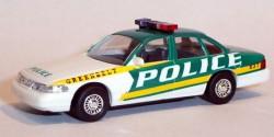 Ford Crown Victoria Greenbelt Police