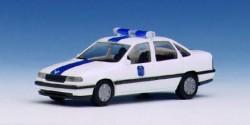 Opel Vectra Polizei Belgien