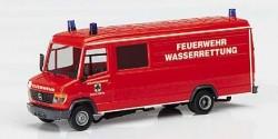 Mercedes Benz T2 Feuerwehr Fürth Wasserrettung