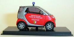 Smart City Coupe Feuerwehr Schleswig-Holstein