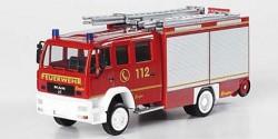 MAN LE 2000 LF 16/12 Feuerwehr