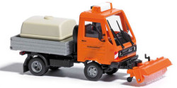Multicar Kehrmaschine Straßenmeisterei