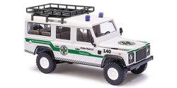 Land Rover Defender Alpin-Notruf Triestingtal