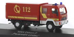 MAN L 2000 Dekon-P Feuerwehr Lindau