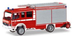 Mercedes Benz Atego HLF Feuerwehr Essen Mitte