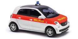 Smart Forfour DLRG