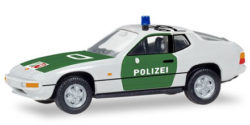 Porsche 924 Polizei Nordrhein-Westfalen