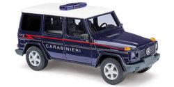 Mercedes Benz G-Klasse Carabinieri Italien