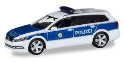 VW Passat Variant Bundespolizei