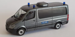 Mercedes Benz Sprinter SEK GSG9 Bundespolizei grau-metallic