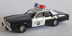 Dodge Monaco California Highway Patrol