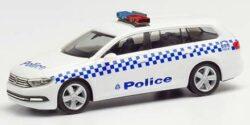 VW Passat Variant Victoria Police
